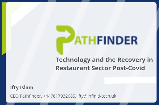Technology and the Recovery in Restaurant Sector Post-Covid